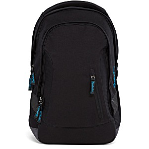 Рюкзак Ergobag Satch Sleek цвет Black Bounce
